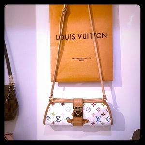 Louis Vuitton multicolor crossbody bag